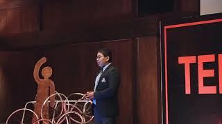 Does tech instability foster dehumanization?  | Yusuf Ali Barrie | TEDxYouth@GatewayCollegeNegombo