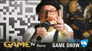 Game TV Schweiz - Pierre | Zürich Game Show
