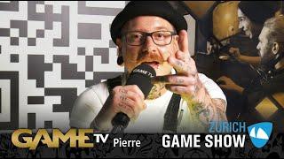 Game TV Schweiz - Piere | Zürich Game Show
