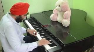 Tere Liye hum hai jiye piano cover jagpreet singh