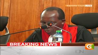 Homa Bay Governor Cyprian Awiti survives Supreme Court election petition