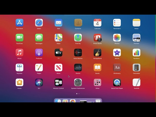 Where Are My Apps?  MacBook Launcher and Finder