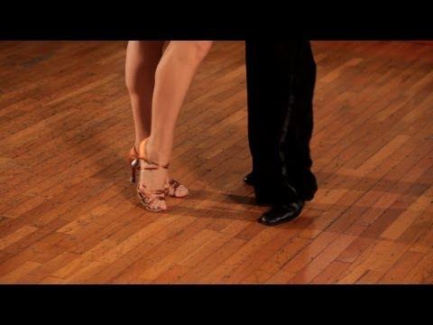 How to Do Basic Swing Dance Steps | Ballroom Dance