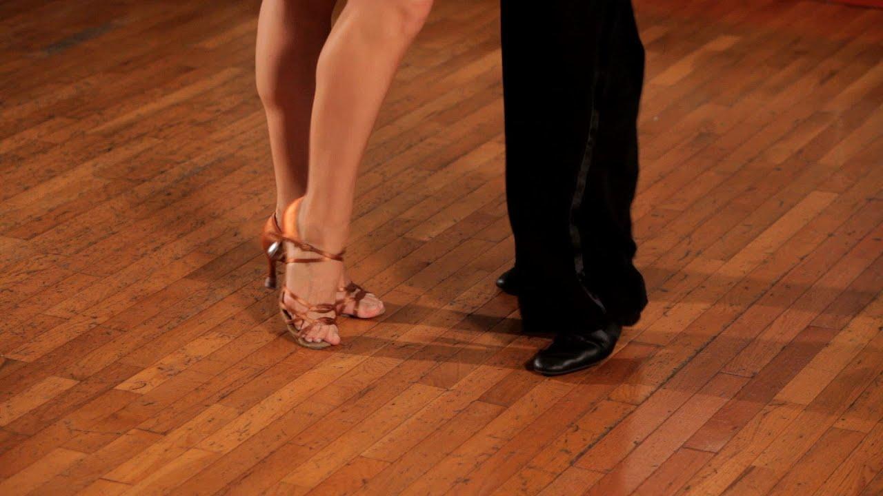Basic Ballroom Dance Steps