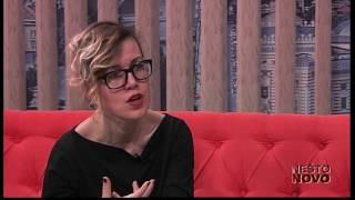 Samira Nuhanovic Ribic @ Nesto Novo TV ALFA