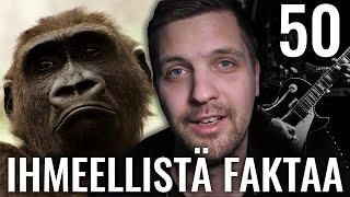 50 IHMEELLISTÄ FAKTAA MAAILMASTA #27