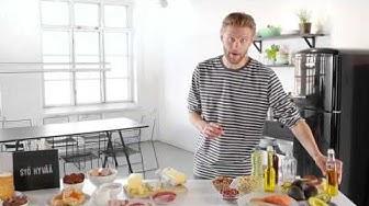 Syö hyvää - Rasvavideo
