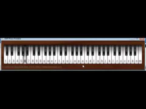 """Promise"" Virtual Piano"