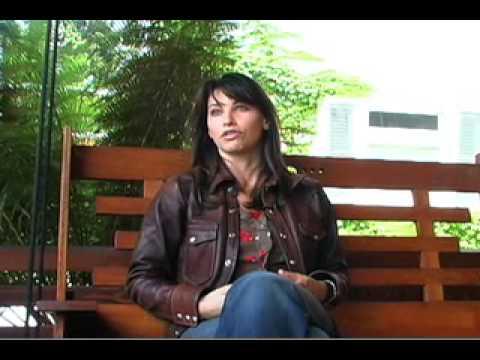 Gina Gershon Interview (Part 3)
