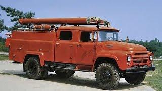 Автоцистерна шасси ЗиЛ-130 АЦ-30 63А