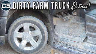 Farm Truck - FULL DETAIL | Chevrolet Silverado