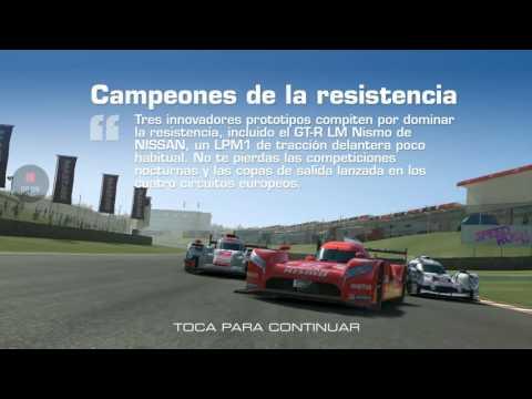 REAL RACING 3 Campeones De La Resistencia - Contienda De Wahluu - Nissan GT-R LM Nismo (2015)