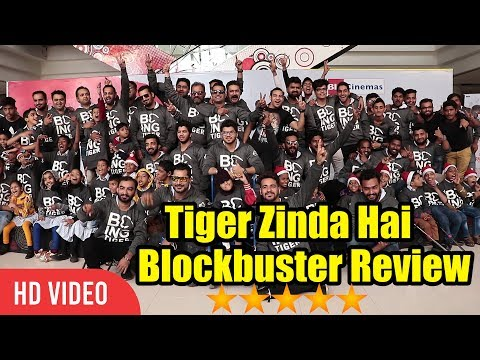 Tiger Zinda Hai Public Review |...
