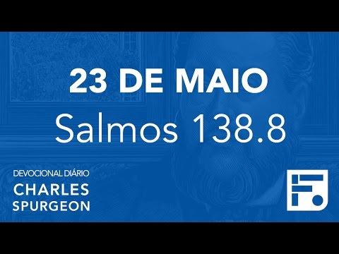 23 de maio - Devocional Diário CHARLES SPURGEON #144
