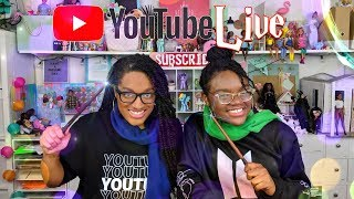 YouTube LIVE with The Froggys | Q&A | Harry Potter | Fan Mail