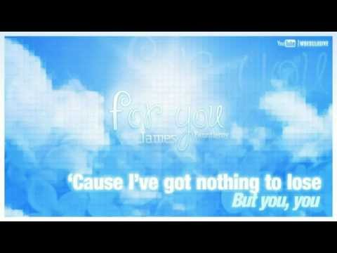 For you (Perfect song) - James Fauntleroy with on-screen lyrics [wbexclusive]