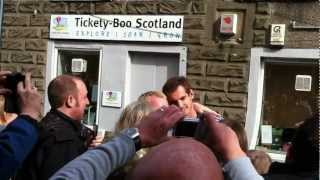 Andy Murray, Dunblane