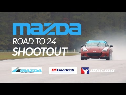 Feature: Glenn McGee wins the Mazda Road to 24 Shootout