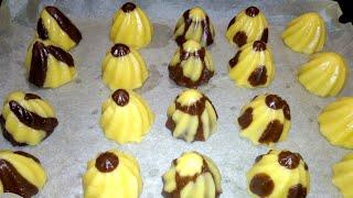#Курабье с начинкой турецкая печенья!!!