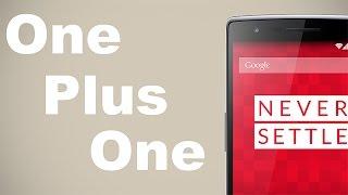 Видео обзор 5.5 дюймового телефона / смартфона OnePlus One(Наш новый обзор посвящен «убийце». Да, все верно. Речь пойдет о китайском смартфоне OnePlus One, который разработ..., 2014-10-07T08:23:52.000Z)