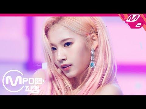 [MPD직캠] 트와이스 사나 직캠 4K 'Feel Special' (TWICE SANA FanCam) | @MCOUNTDOWN_2019.9.26
