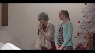 Gift of a Lifetime (Christmas play) ||Savchenko family