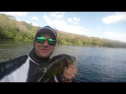Pescaria Caiaque Capim Branco - Brk Fishing
