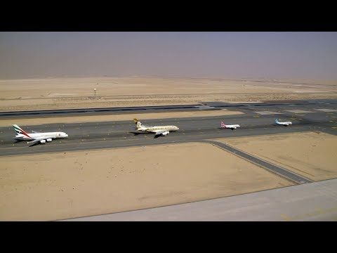 #UAETogether Formation Flight | Behind the scenes | Emirates Airline