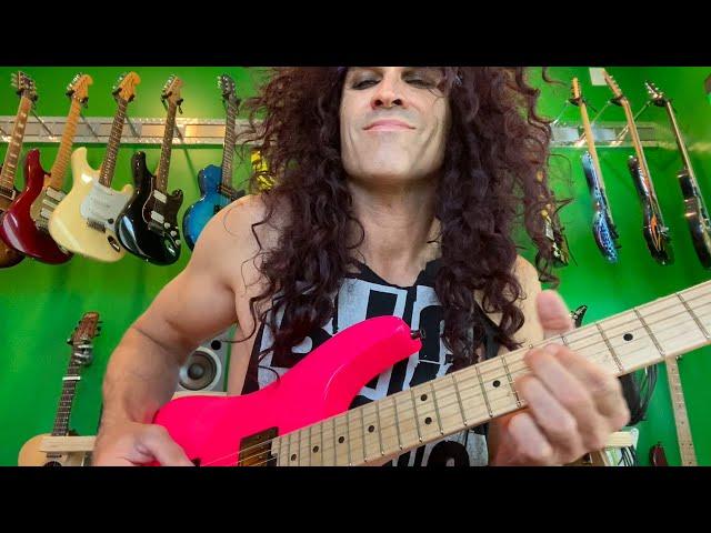 Eddie Van Halen - Unchained feat. Satchel (Steel Panther)
