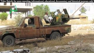 ВОЙНА В СИРИИ! БОИ ЗА АЛЕППО! 2016   SYRIA WAR! Combat Footage From Aleppo HD 2016