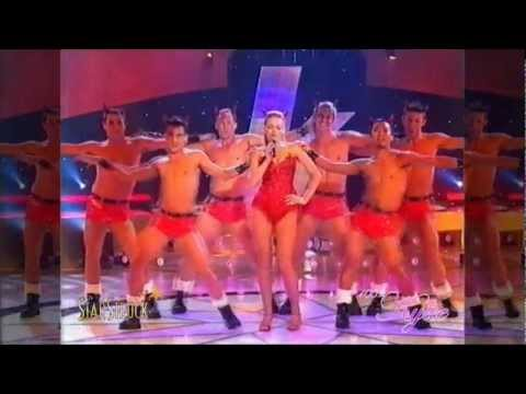 Kylie Minogue - Better The Devil You Know - Starstruck CH 9 (Stars In Their Eyes) Impersonator