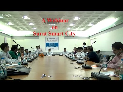 Surat Smart City Talk Show on Smart Solutions for Energy Supply, Energy Source, Energy Efficiency...