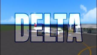 ROBLOX | Delta Air Lines A320 | GRAND OPENING FLIGHT