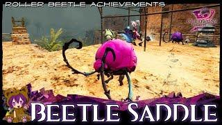 ★ Guild Wars 2 ★ - Beetle Saddle achievement (Roller Beetle mount)