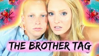 BROTHER TAG♡ | BeautybyBlaire Thumbnail