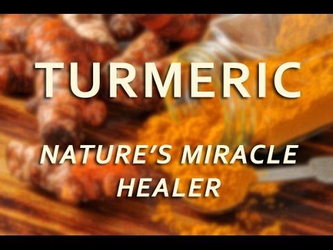 Turmeric - Nature's Miracle Healer