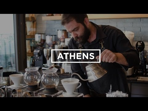 The Athens Coffee Guide | European Coffee Trip