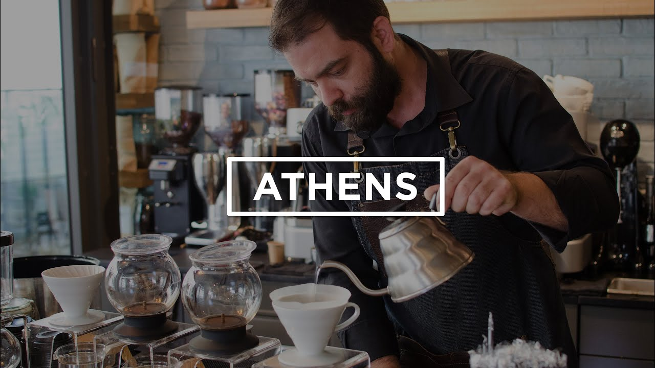 The Athens Coffee Guide by European Coffee Trip