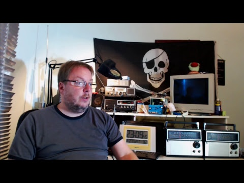 Live Shortwave radio show Saturday May 27th 2017