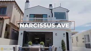 Real Estate Video Tour of 710 Narcissus Ave  Corona, Del Mar, CA