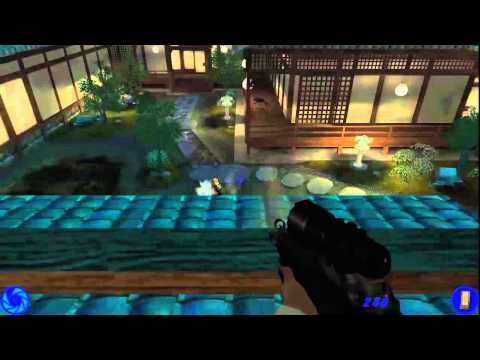 James Bond 007 NightFire Walkthrough: Mission 3