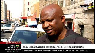 Home Affairs to deport over 400 detained migrants