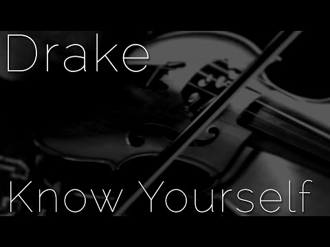 Know Yourself | Drake | Multi-Platinum Cover