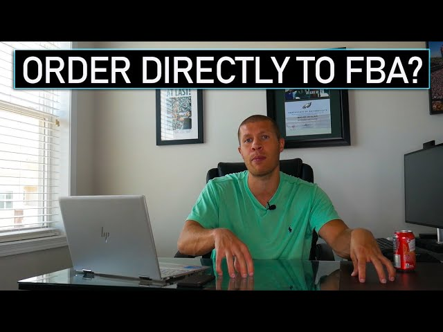 Should You Order Wholesale Products Directly into Amazon FBA