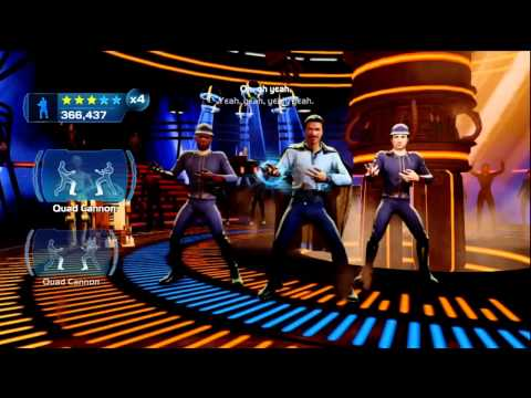 Kinect Star Wars Dance Off- I'm Han Solo (Extended Difficulty)