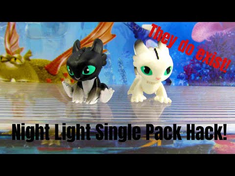 HTTYD: Single Pack Night Light Hack