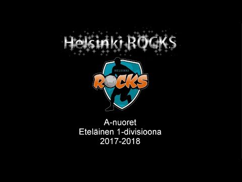 Rekola A team - Helsinki ROCKS 15.04.2018 A-nuoret Eteläinen 1-divisioona