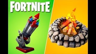 🔴 NEW BOTTLE ROCKETS INSANE! | Play With Subs! | 325+ Wins! | Pro Player | Fortnite PC Live