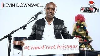 kevin downswell supports the crime free christmas project 2016 crimefreechristmas