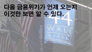 [J_TV] #1. 다음 금융위기 시점은 이것만 보면 알 수 있다